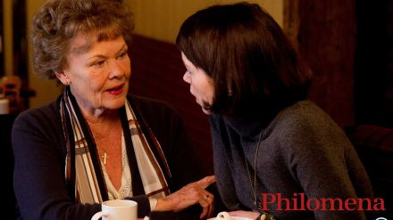 Philomena: trailer italiano del film con Judi Dench