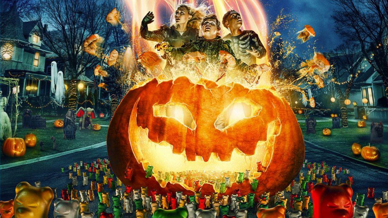 Piccoli Brividi 2: I Fantasmi di Halloween, l'autore dei libri R.L. Stine parla del film