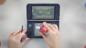 Picross 3D Round 2: un trailer ci mostra l'interazione con gli amiibo