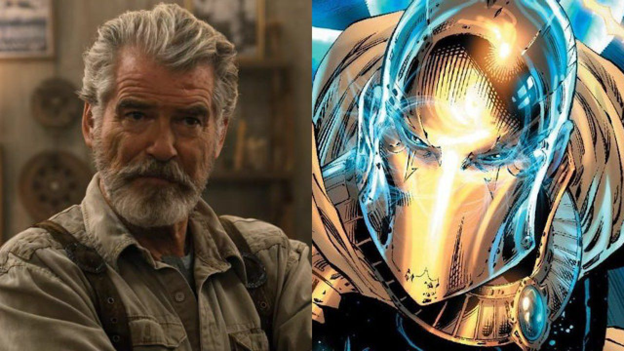 Pierce Brosnan: chi è Dr. Fate, il supereroe che l'ex 007 interpreterà in Black Adam?