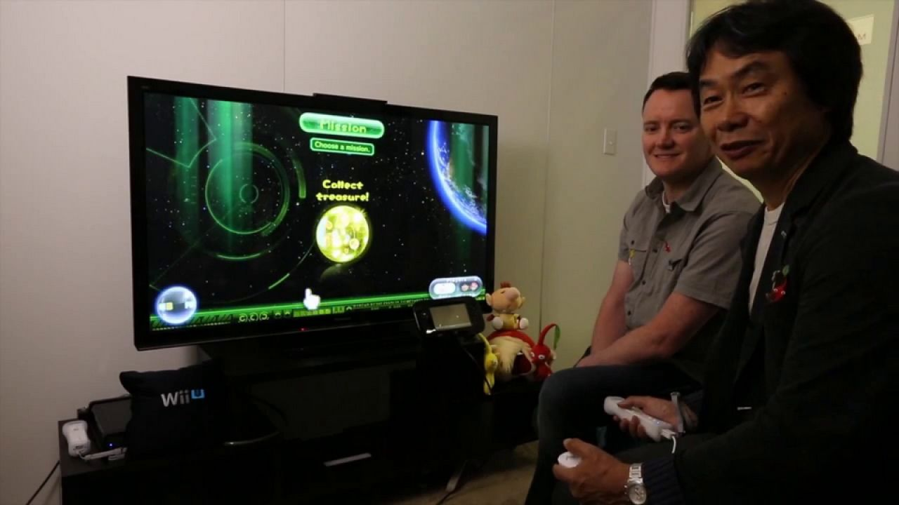 Pikmin 3: Miyamoto rivela che sono stati effettuati diversi test su 3DS