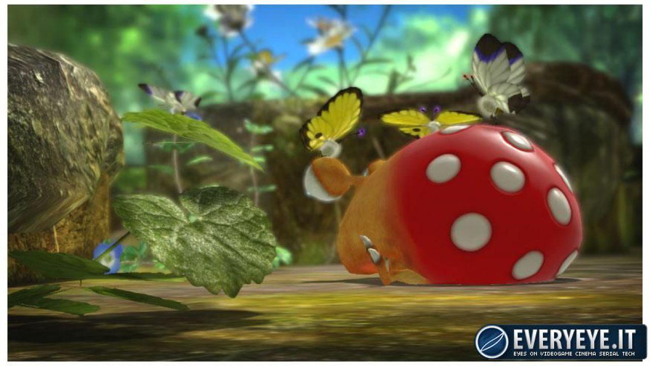 Pikmin 3: Nintendo conferma una nuova tipologia di Pikmin