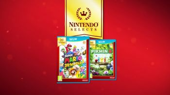 Pikmin 3 e Super Mario 3D World tra i nuovi arrivi Nintendo Selects