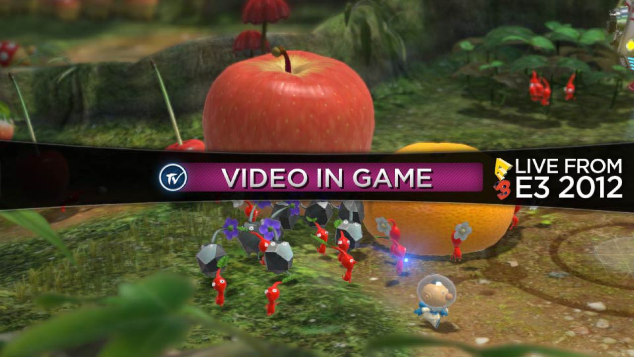 Pikmin 3: video gameplay del DLC Fortress of Festivity