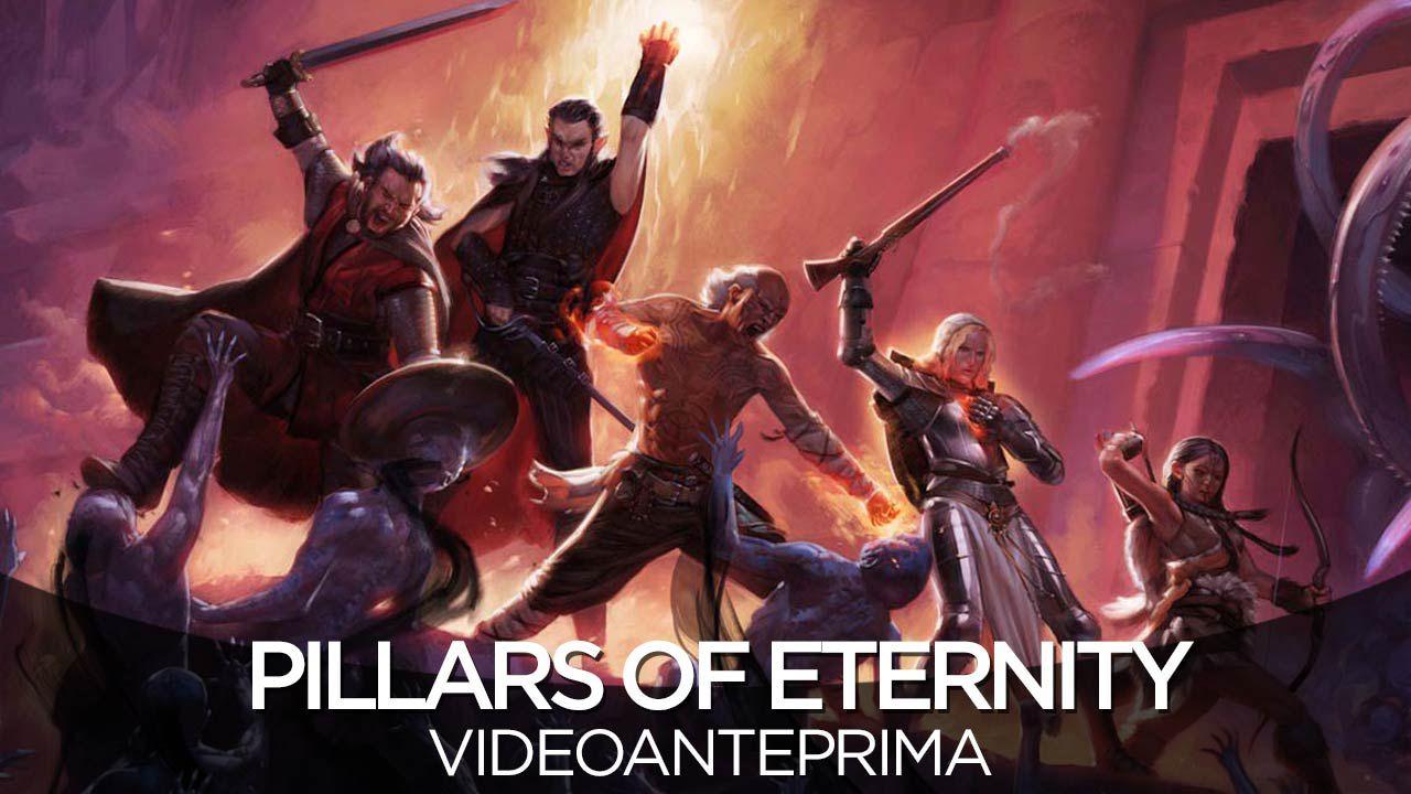 Pillars of Eternity - Gameplay Live su Twitch - Replica 27/03/2015