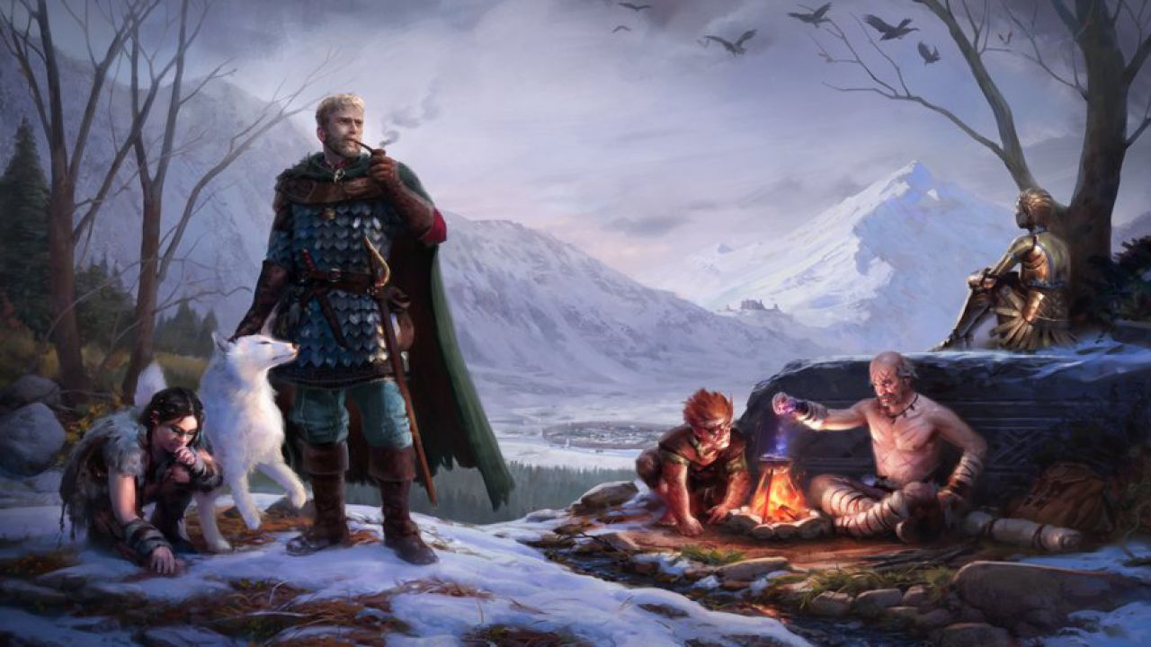 Pillars of Eternity: The White March - Parte 2 arriverà a fine gennaio 2016