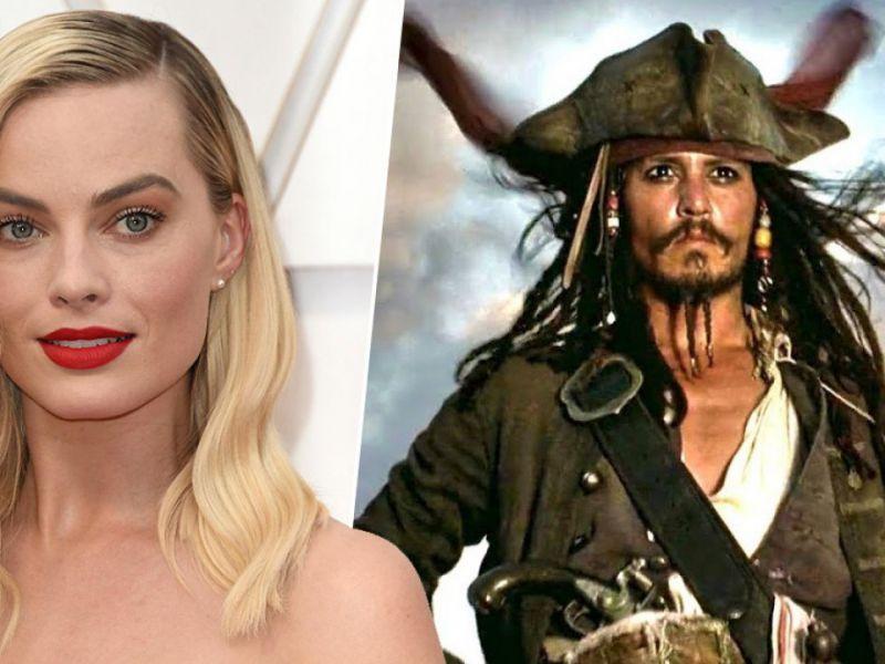 Pirati dei Caraibi dopo Johnny Depp: tutto quello che sappiamo sul film con Margot Robbie