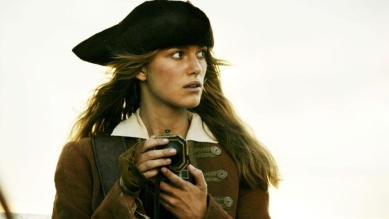 Pirati dei Caraibi, Keira Knightley confessa:'Non ho mai sognato di fare film del genere'