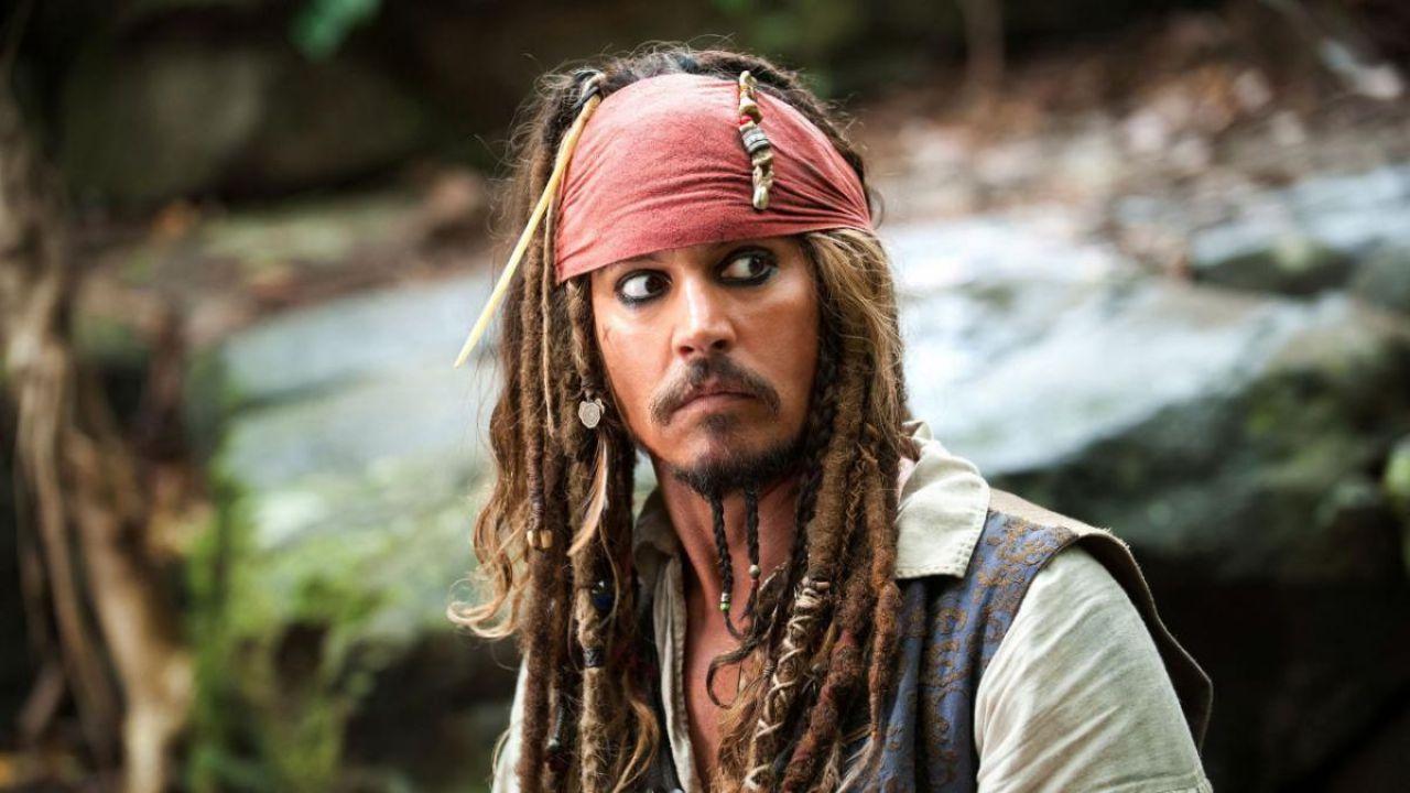 Pirati dei Caraibi: la petizione a favore di Johnny Depp spopola sul web