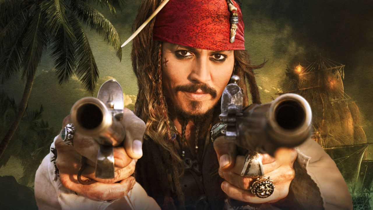 Johnny Depp ritorna in Pirati dei Caraibi 5