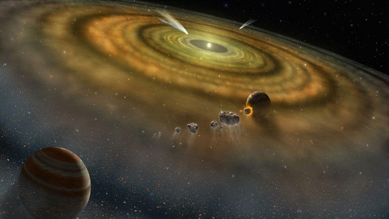 Più è vecchio un pianeta, più possibilità ha di ospitare la vita
