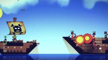 Pixel Piracy debutta oggi su console
