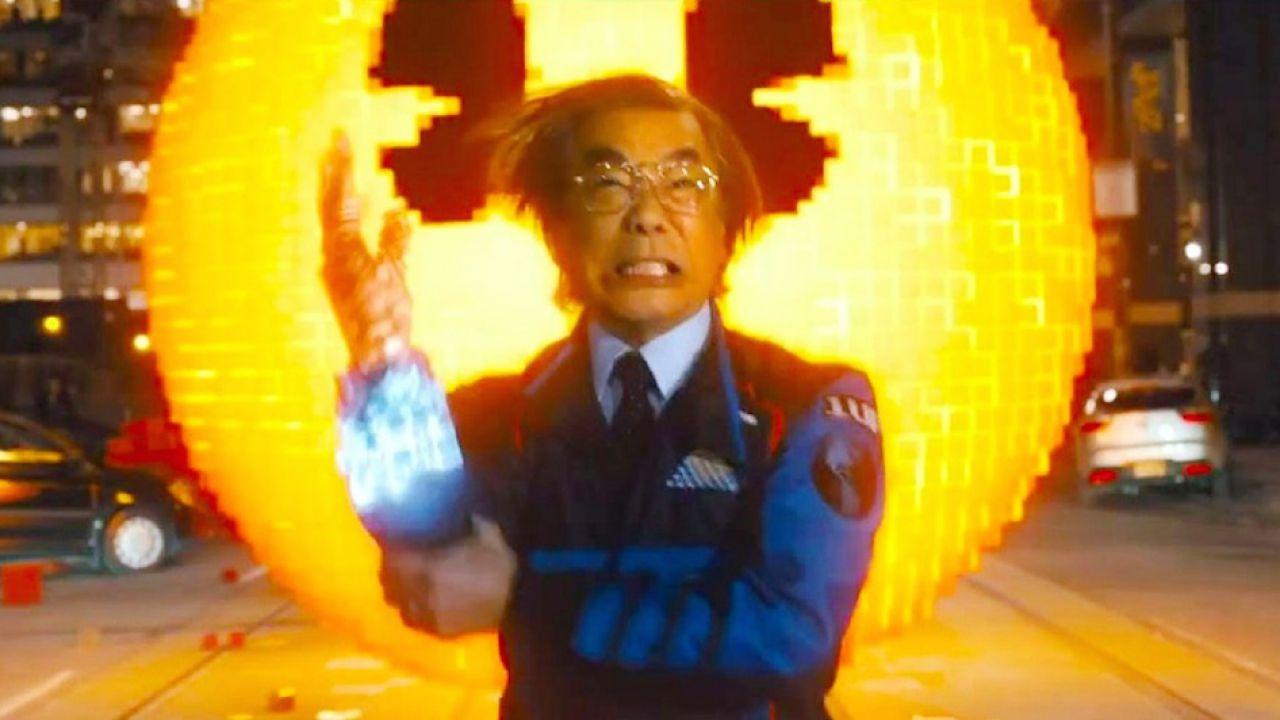 Pixels in Blu-ray e DVD: domani il creatore di Pac-Man Toru Iwatani alla Games Week di Milano