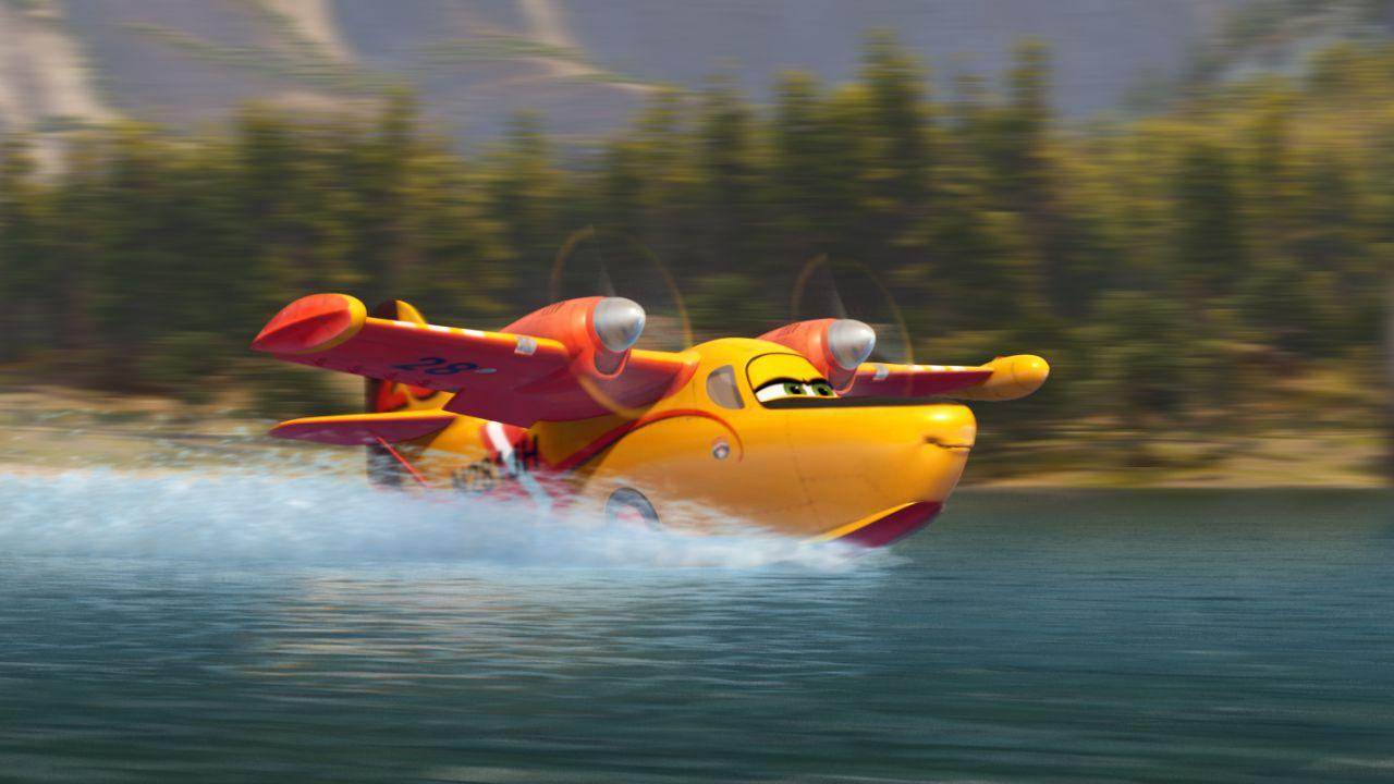 Planes 2 - Missione antincendio: A bordo dei Canadair con Dusty