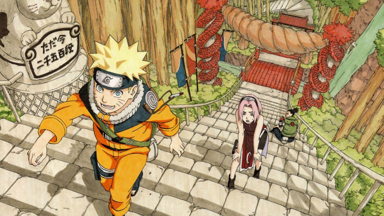 Planet Manga annuncia la chiusura della collana Naruto Color