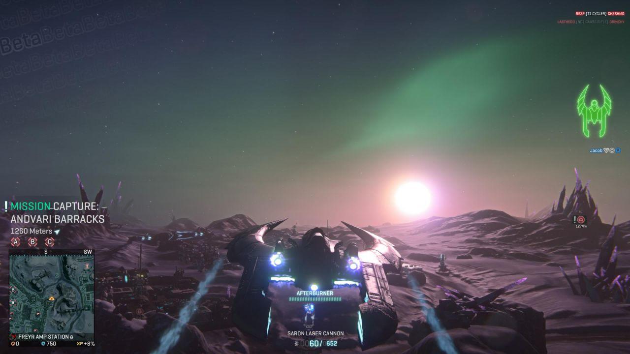 PlanetSide 2: aperte le iscrizioni alla closed beta su PS4