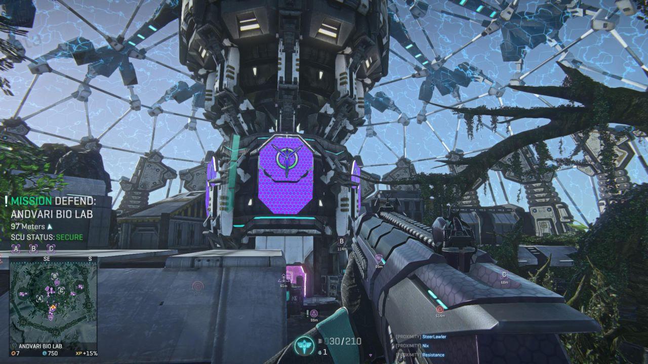 PlanetSide 2 girerà a 30fps su PlayStation 4