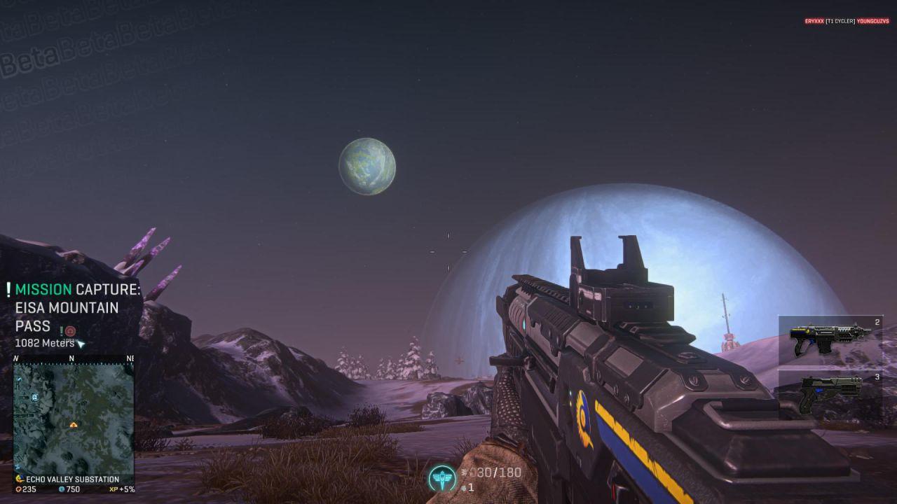 PlanetSide 2: nuove immagini della versione PlayStation 4