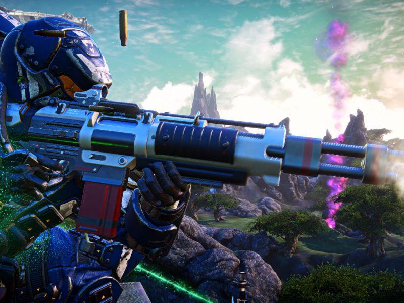 PlanetSide Arena: l'uscita slitta in estate, ma arriverà anche su PS4