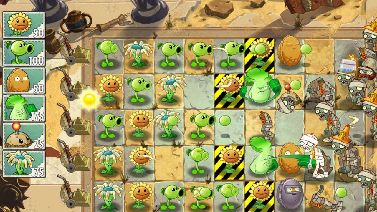 Plants VS Zombies 2 finalmente disponibile su Google Play Store