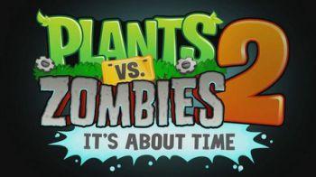 Plants vs. Zombies 2: It's About Time arriverà a Luglio