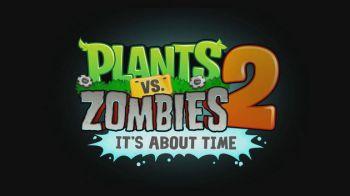 Plants Vs Zombies 2 si aggiorna con nuovi contenuti
