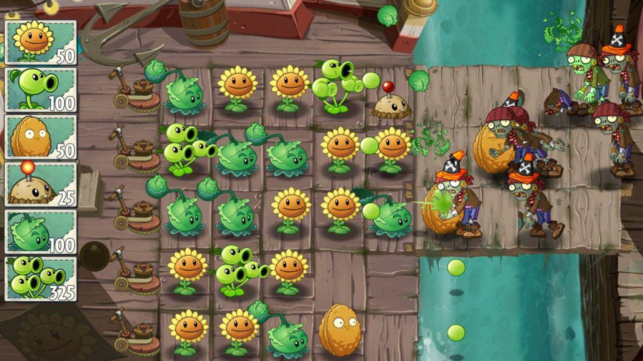 Plants Vs Zombies 2 si aggiorna su iPhone e iPad