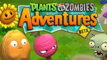 Plants Vs Zombies Adventures lanciato ufficialmente su Facebook