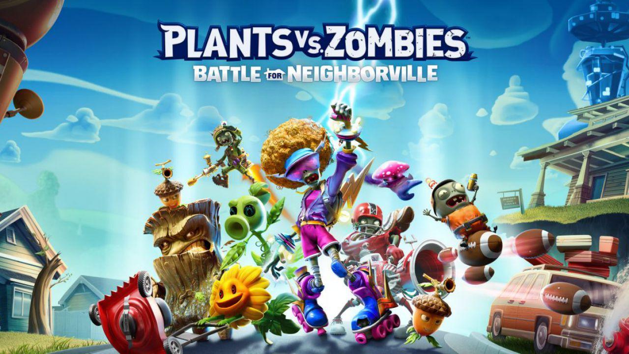 Plants vs Zombies La Battaglia di Neighborville: come giocare in Split Scren in Co-op