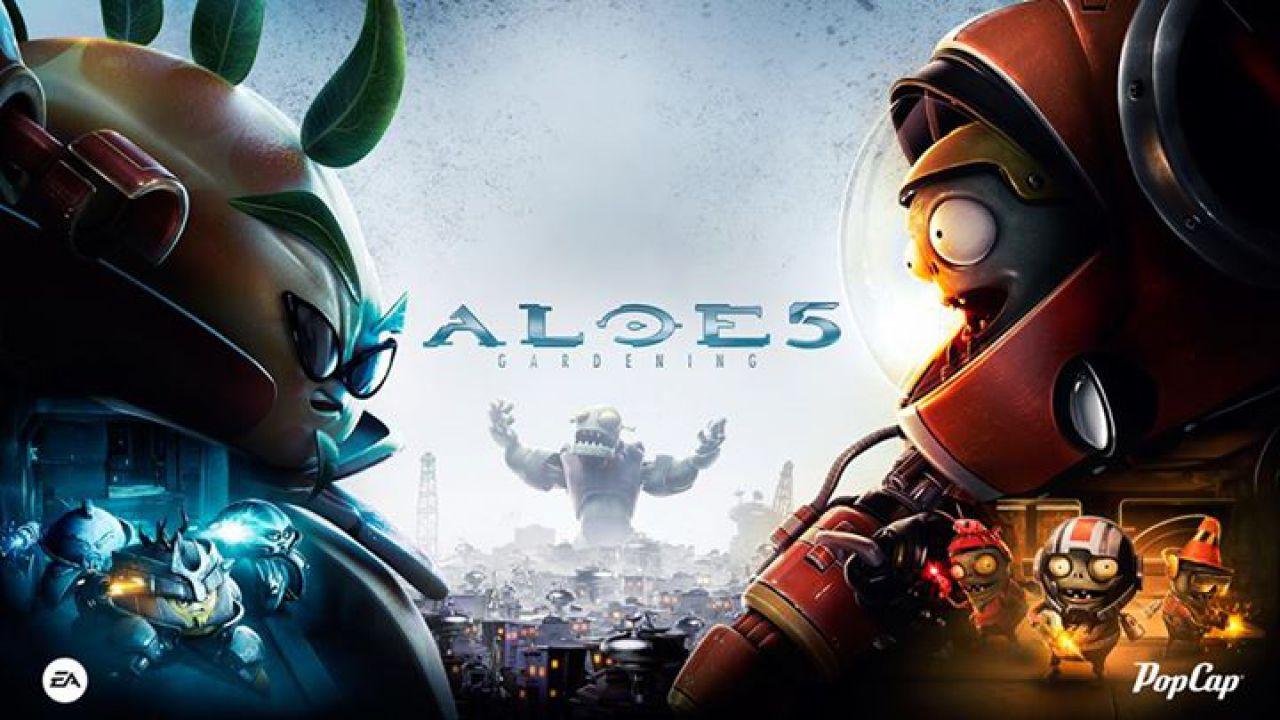 Plants Vs Zombies Festeggia A Suo Modo L'arrivo Di Halo 5