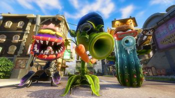 Plants vs Zombies Garden Warfare 2: video anteprima