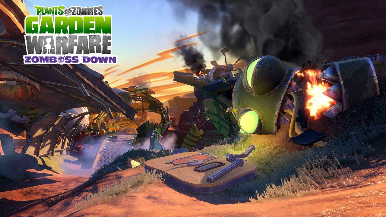 Plants vs Zombies Garden Warfare: 72 ore di gioco gratis su Origin