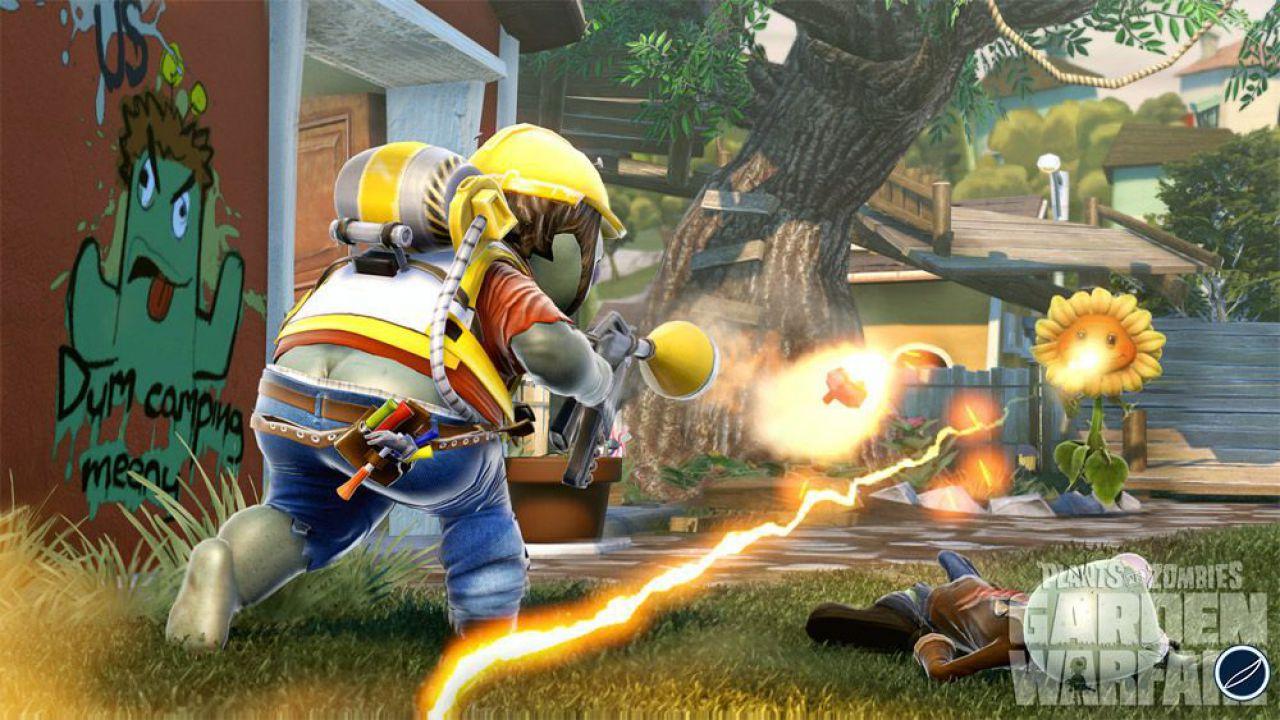 Plants Vs Zombies: Garden Warfare disponibile da oggi su PC