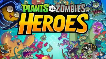 Plants vs Zombies Heroes: trailer di debutto