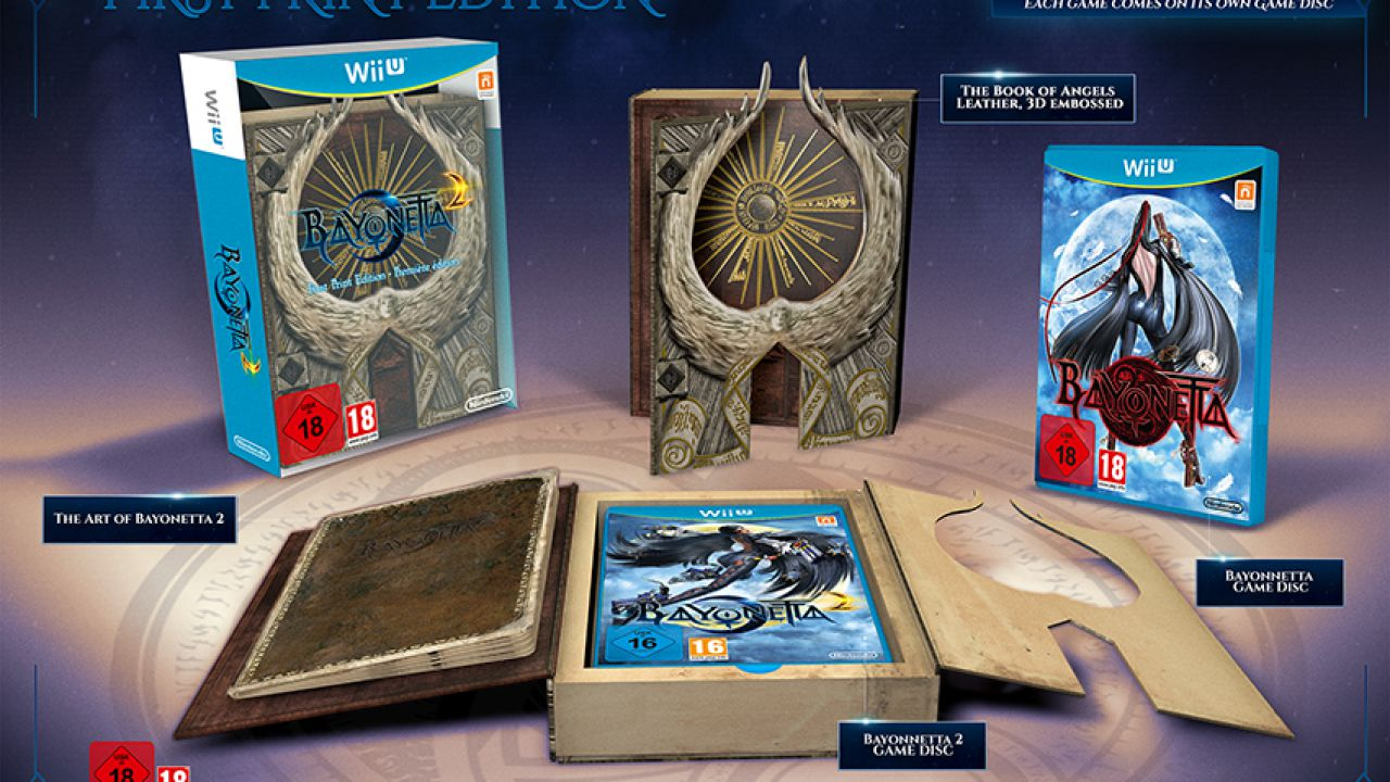Platinum: Bayonetta 2 e The Wonderful 101 rimarranno esclusive Wii U