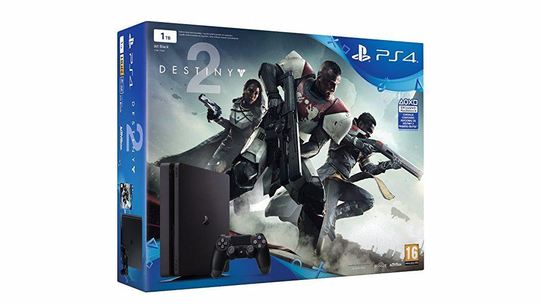 Playstation 4 1tb Con Destiny 2 In Promozione A 299 99