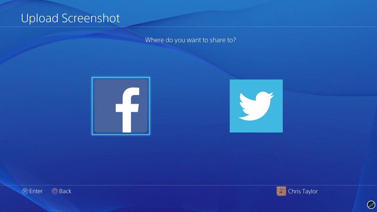 PlayStation 4: alcuni screenshot mostrano le nuove funzionalità del firmware 2.50