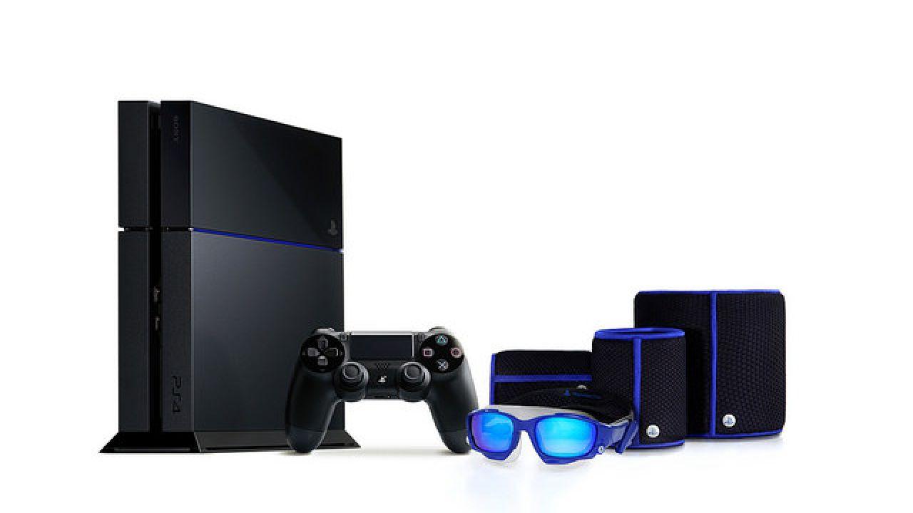 PlayStation 4: annunciata la colorazione Glacier White