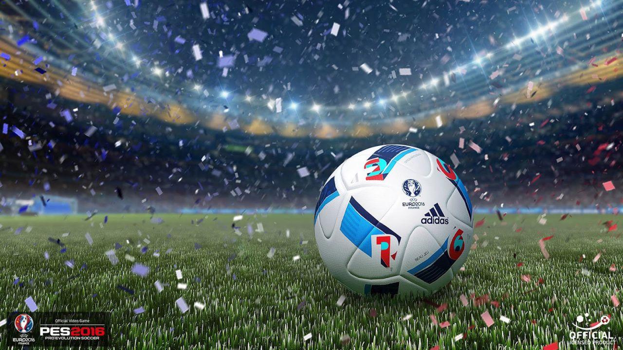 PlayStation 4 arriva in Europa in bundle con PES UEFA Euro 2016