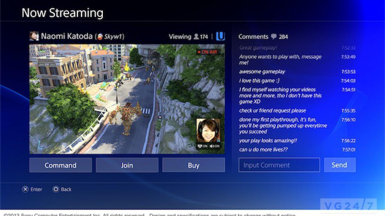 PlayStation 4: disponibile l'aggiornamento 1.72