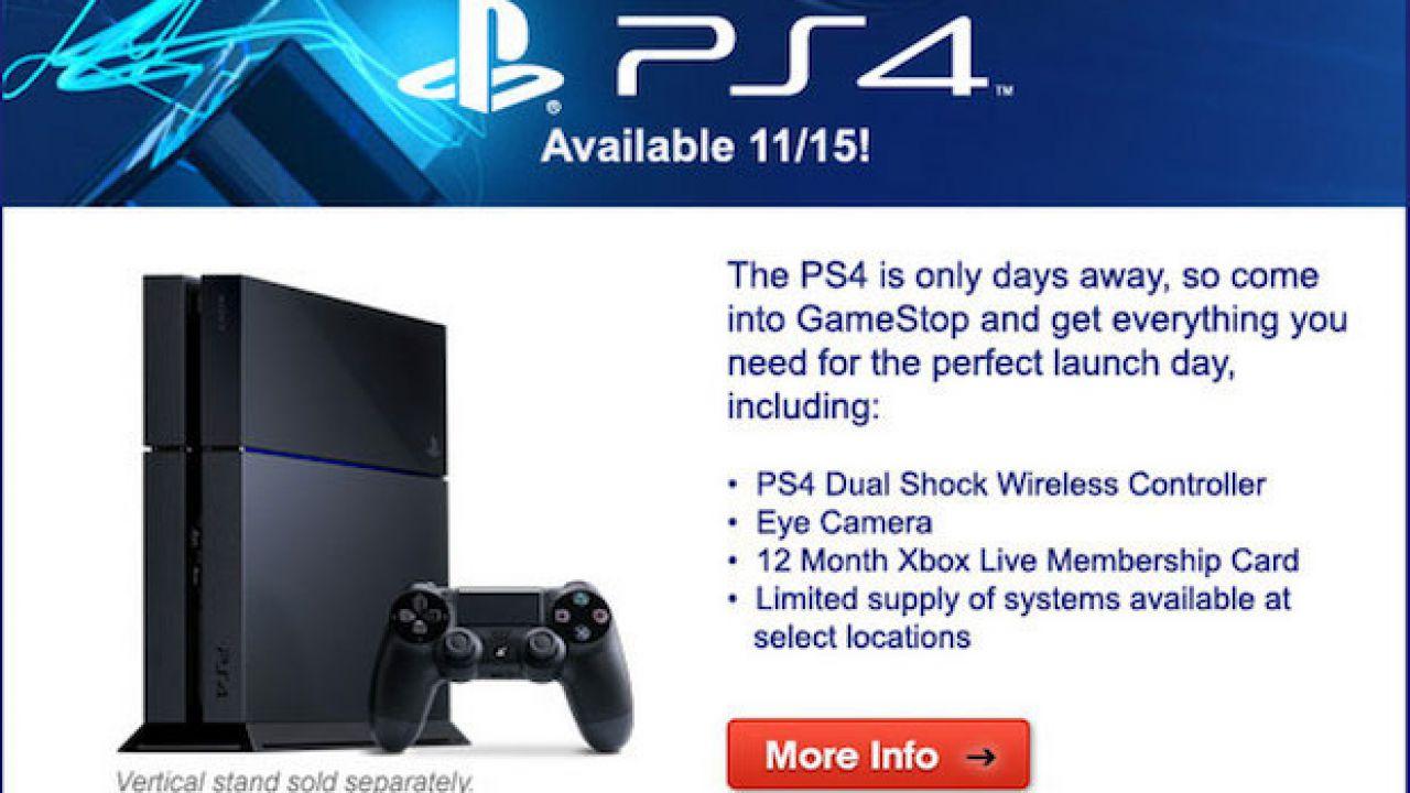 PlayStation 4: firmware 1.70 previsto per la fine di aprile?