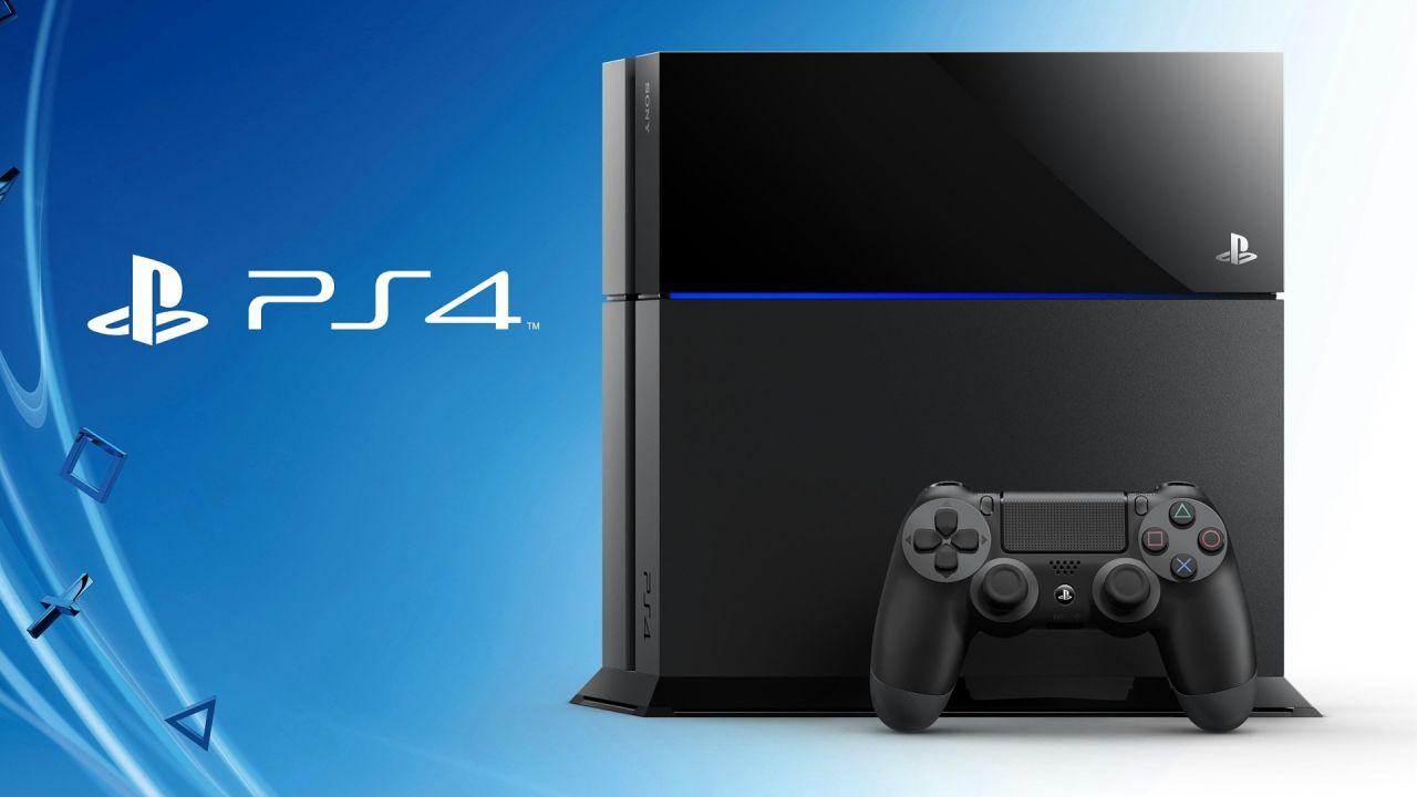 PlayStation 4: il modello da 1 Terabyte arriverà in Giappone a dicembre