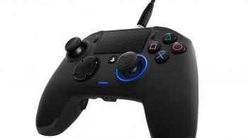 PlayStation 4: primi dettagli e immagini del Revolution Pro Controller