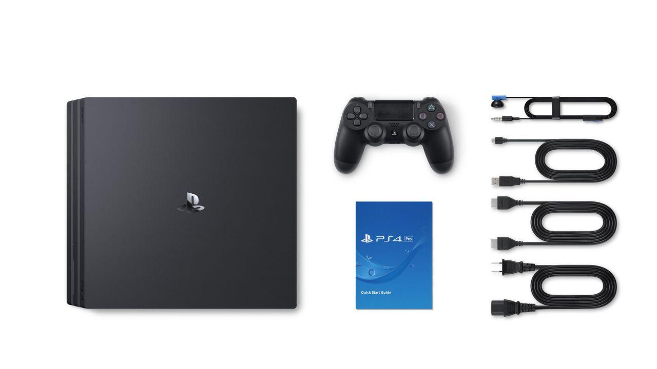 PlayStation 4 Pro: per giocare a 60 fps sarà necessario un cavo HDMI Premium