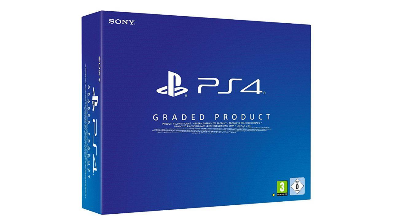 Playstation 4 ricondizionata in offerta su amazon a 179 99 for Poco wohnwand 99 euro