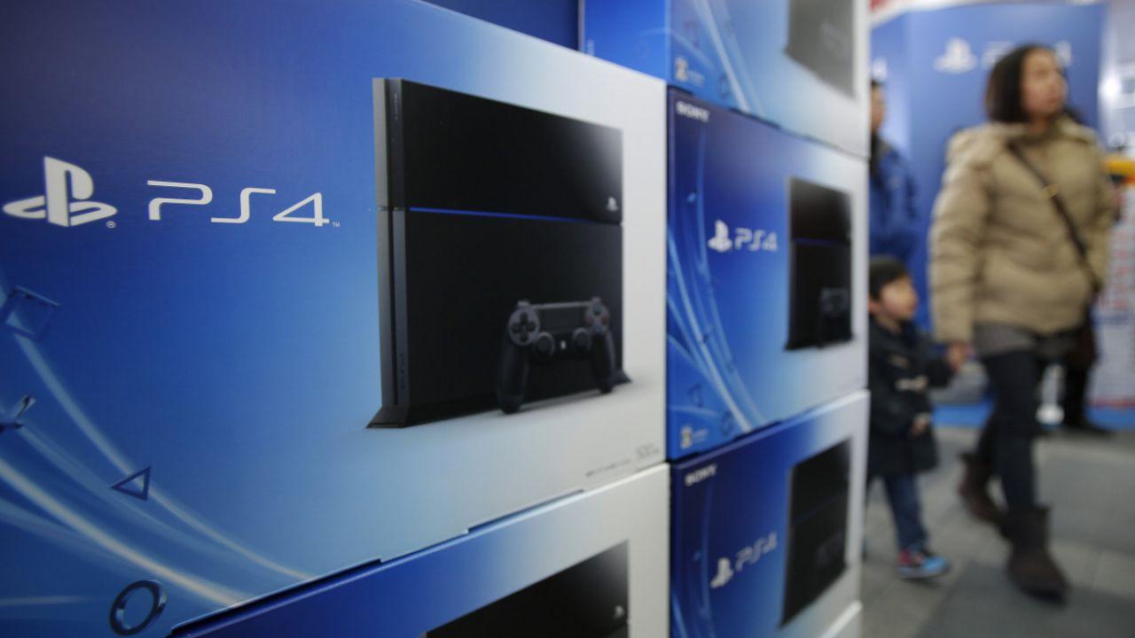 PlayStation 4 è sempre più diffusa in Giappone