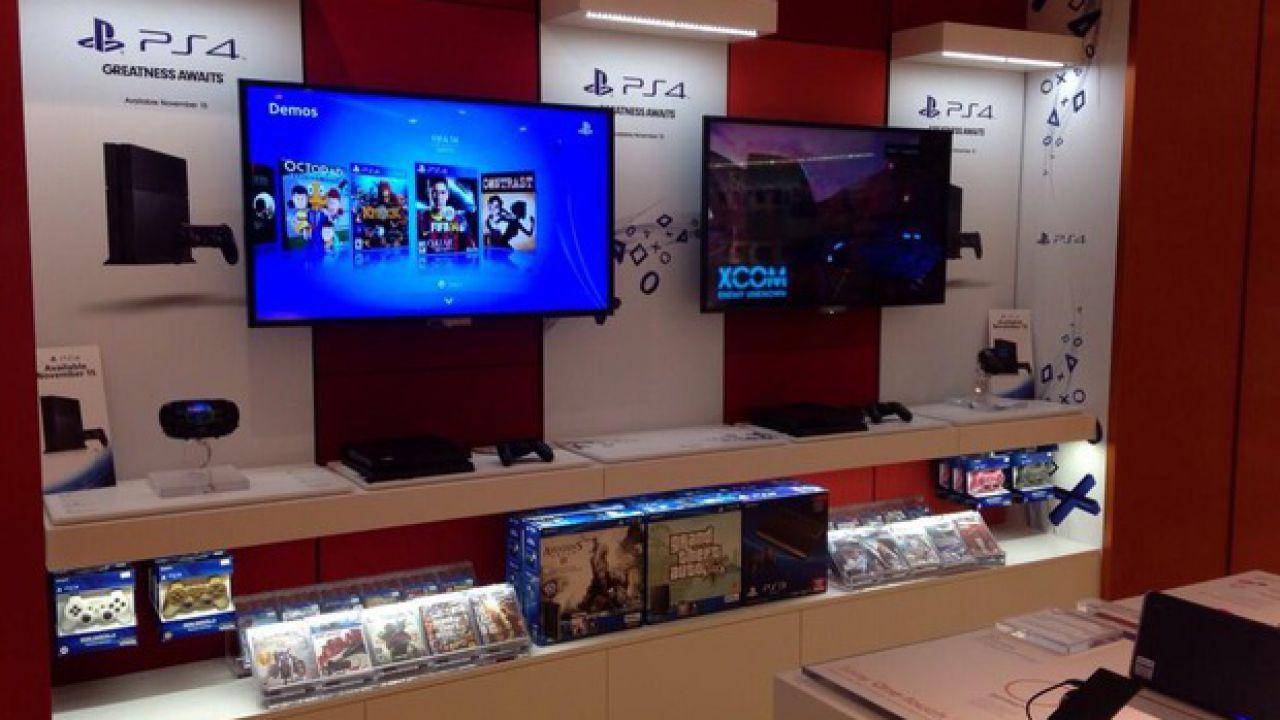 PlayStation 4: sette milioni di unità vendute