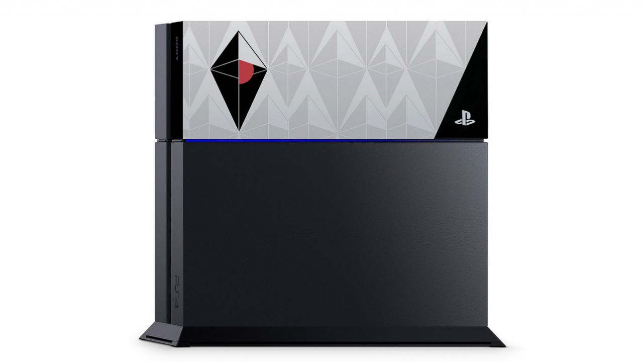 PlayStation 4 si rifà il look con lo stile di No Man's Sky