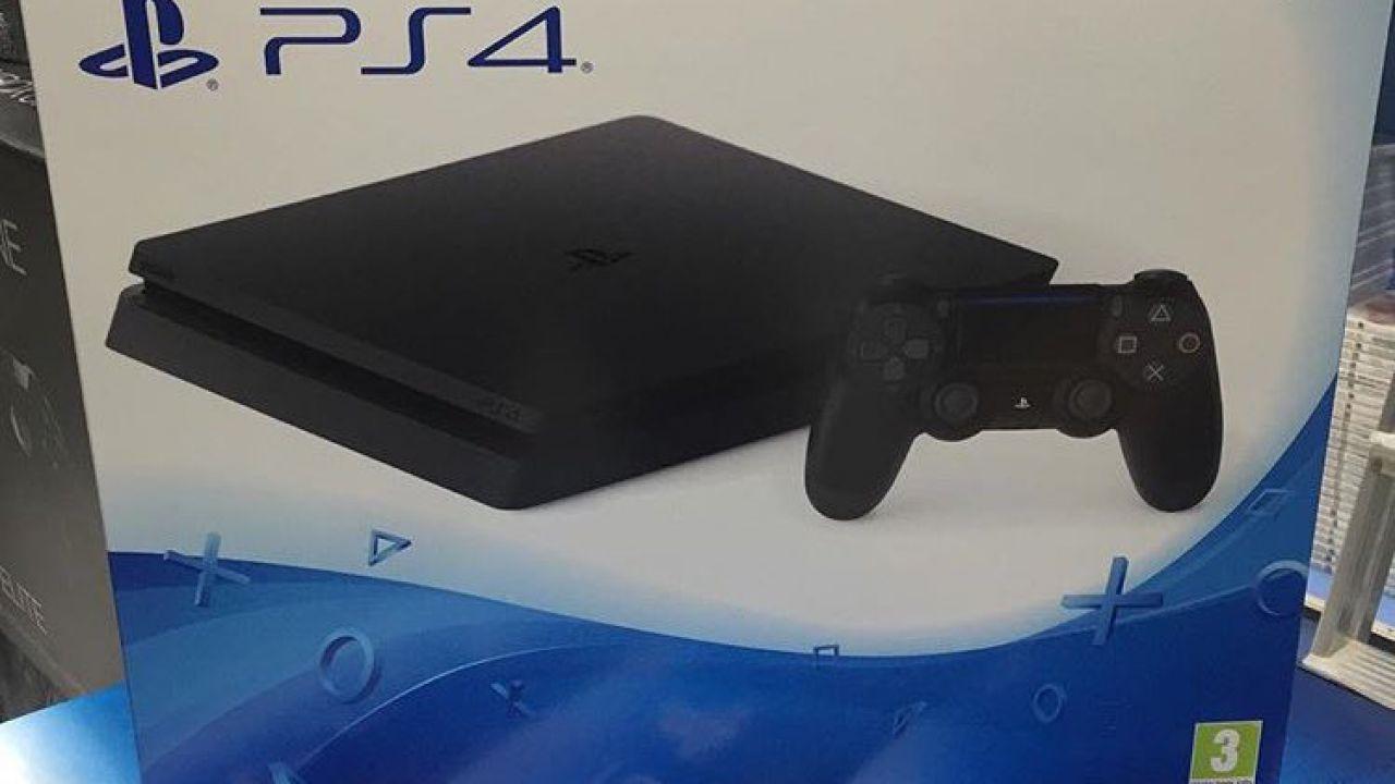 PlayStation 4 Slim già in vendita negli Emirati Arabi