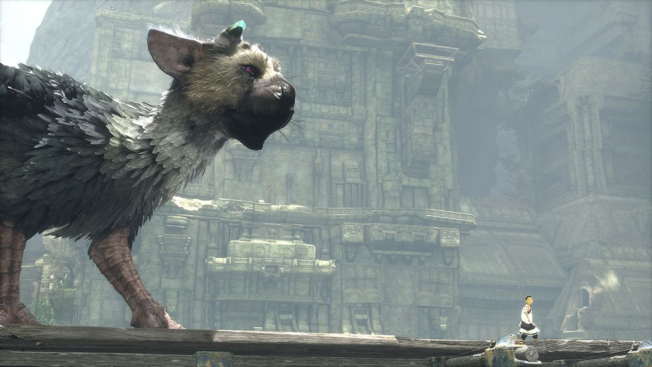 PlayStation 4 Slim svelato un bundle con The Last Guardian